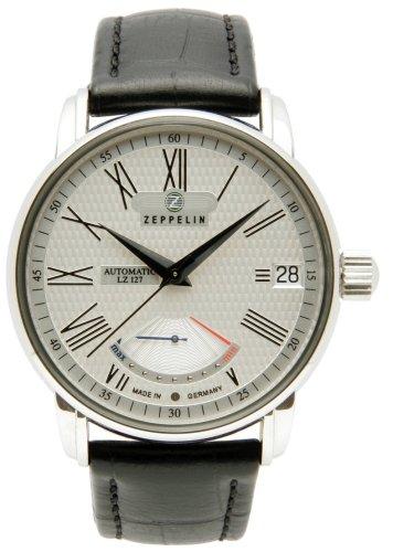 Relojes Hombre ZEPPELIN Chronometer Glashuette Observatory 7660-4