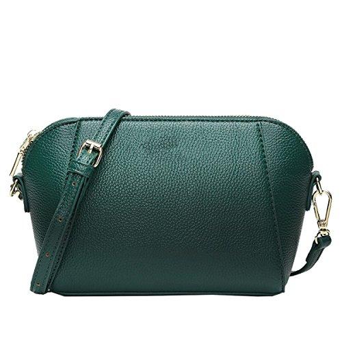 La Signora Yy.f Borsa A Tracolla Borse Cerniera Borse A Tracolla Donna Del Design Borse Borsa Signore Multicolore Green