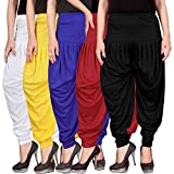 #9: CULTURE THE DIGNITY Women's Polyester Pyjamas - Pack of 5