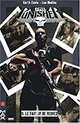 The Punisher, Tome 11 : Le faiseur de veuves