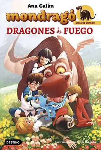 Mondragó. Dragones de fuego: Mondragó 2 por Ana Galán