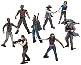 McFarlane Toys Building Sets- The Walking Dead TV Blind Bag Figures (Humans and Walkers Will Vary)
