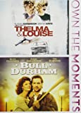 Bull Durham / Thelma & Louise [Reino Unido] [DVD]