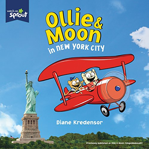 Ollie & Moon in New York City (Pictureback(R))