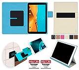 reboon Hülle für LG G Pad II 10.1 Tasche Cover Case Bumper | in Beige | Testsieger