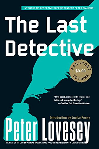 The Last Detective (Peter Diamond Investigation)