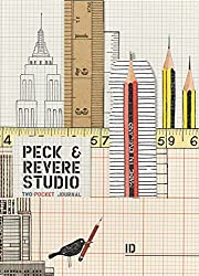 Peck & Revere Studio Two ??? Pocket Journal by Andrea Beaty (2015-09-15)