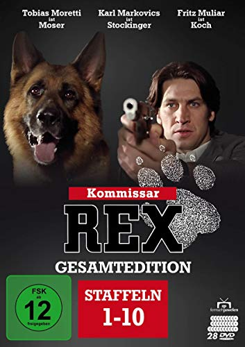 Gesamtedition (Staffel 1-10 + Bonus-Disc) (28 DVDs)