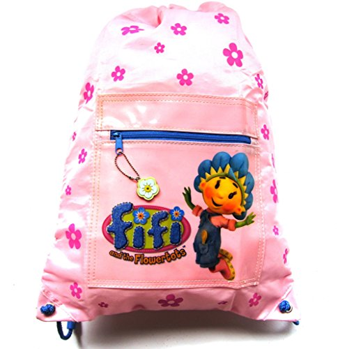 Fifi and the Flowertots - Trainer Bag / School Backpack