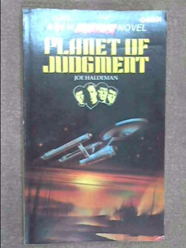 Cover of Planet Of Judgement (Star Trek Adventures 5)