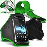 HTC One M9s Armbänder Hülle Cover mit verstellbarem