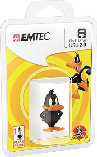 emtec-ecmmd8gl105-looney-tunes-daffy-duck-8gb-speicherstick-usb-20-motiv