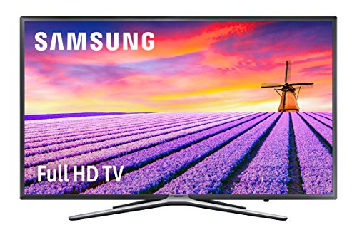 "Samsung UE43M5505AK 43"" Full HD Smart TV Wifi Titane écran LED - écrans LED (109,2 cm (43""), Full HD, 1920 x 1080 pixels, LED, Indice de qualité de l'image, Plat)"