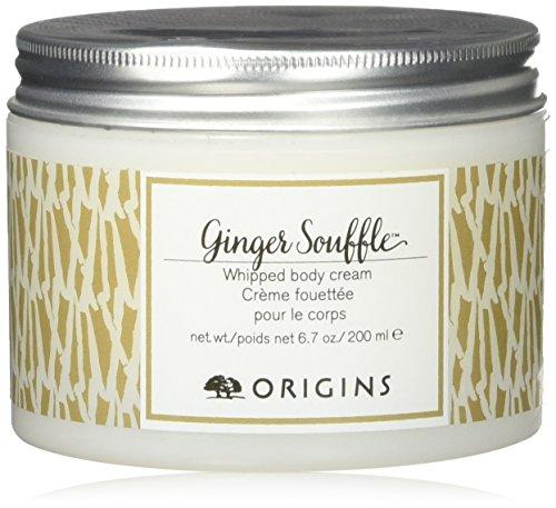 Origins Ginger SouffleTM Whipped Body Cream 6.7 oz - 2015 new by Origins - Whipped Body Souffle