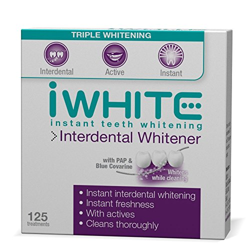 I White Instant sbiancamento denti Inderdental sbiancante