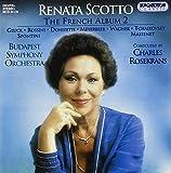 Scotto Renata, Soprano : l'Album Français