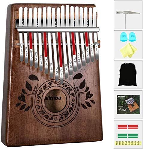 ✔ Test musical Kalimba & # 8211; la musique joue ici - les meilleurs instruments pour de l'argent pas cher