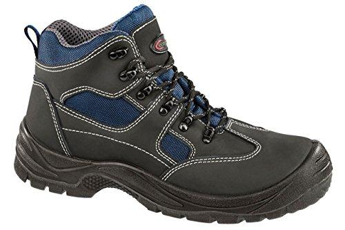 S3 sRC pour footguard sécurité Noir/Bleu