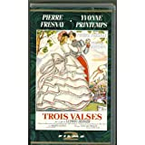Trois Valses / Valses De Paris