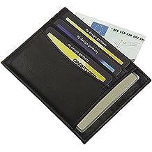 XL Porta carte d'identità e carte di credito pelle di vitello MJ-Design-Germany in 3 diversi colori