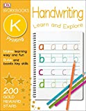 DK Workbooks: Handwriting: Printing, Kindergarten: Learn and Explore