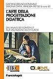 L'arte della progettazione didattica. Dall'analisi dei contenuti alla valutazione dell'efficacia (Hr Community Vol. 12)