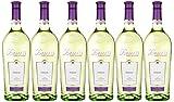 D´Amati Insolia Chardonnay Weißwein (6 x 1 l)