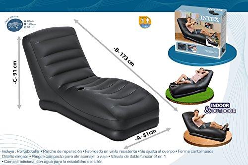 Intex Pool Mega Lounge 81x173x91cm | 168585NP, 168585NP - 4