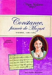vignette de 'Constance, fiancée de Mozart (Isabelle Duquesnoy)'