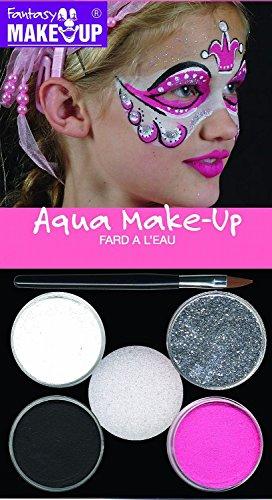 Kreul 37082 - Fantasy Aqua Make Up Picture Pack Prinzessin Lea (Halloween Prinzessin Schminken)