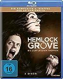 Hemlock Grove - Bis zum letzten Tropfen - Die komplette Staffel 3 [Blu-ray] -