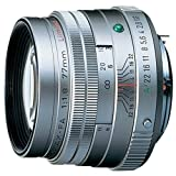 Pentax FA 77mm F1.8 limited Lens Silver