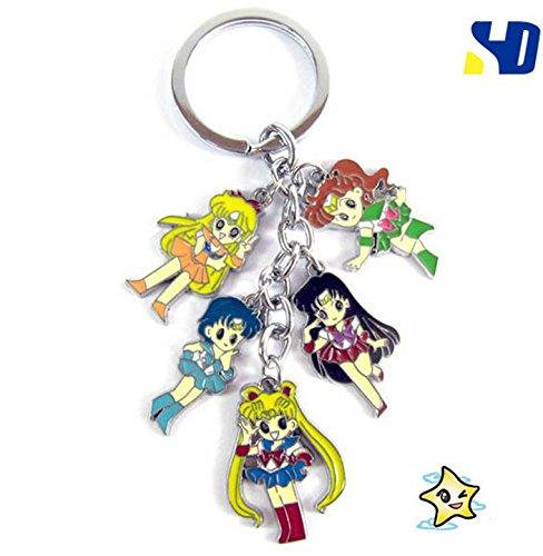 Accesorio Sailor Moon - Llavero