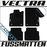 CARMAT Fussmatten mit LOGO OP/VECY02/L/B