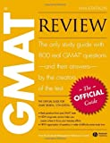 The Official Guide for Gmat Review...