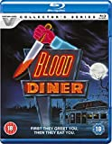 Blood Diner - Restored and Remastered [Blu-ray]