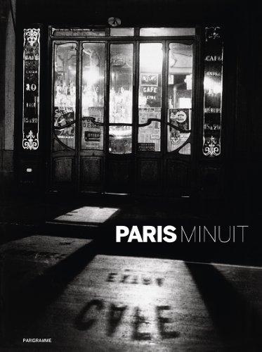 Paris minuit par François Besse, Mathilde Kressmann