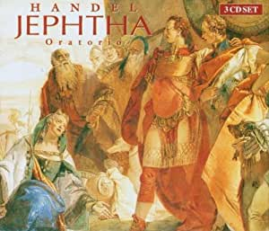 Händel - Jephta (Jephtha) / RIAS-Kammerchor, Akademie für Alte Musik, Creed