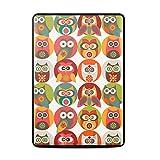 DecalGirl Skin  - Owls Family [nur geeignet für Kindle Paperwhite (5. + 6. Generation)]