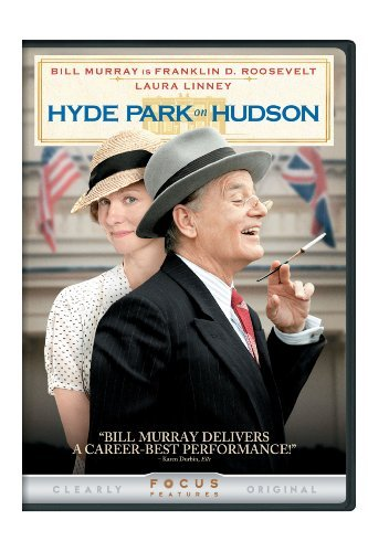 Hyde Park on Hudson by Bill Murray