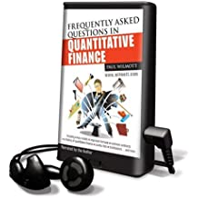 Frequently Asked Questions in Quantitative Finance: Library Edition