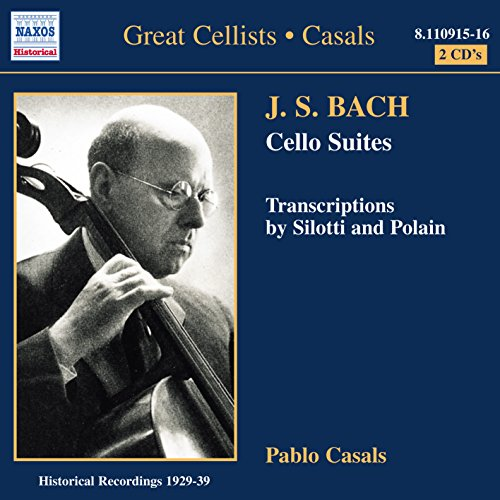 Bach, J.S.: Cello Suites Nos. ...