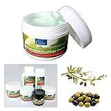 JS Care Gesichtspflege Creme mit Olivenöl und Hyaluronsäure Gesichtscreme