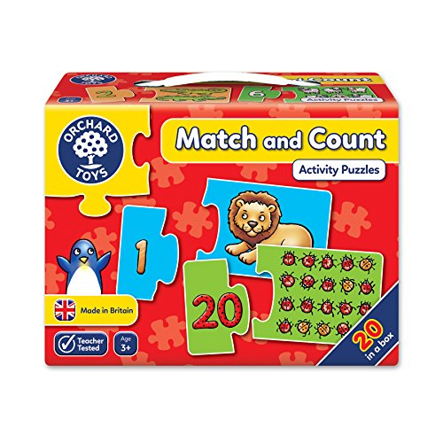 Orchard Toys Match and Count Jig...