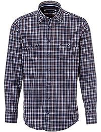 CASAMODA Herren Businesshemd langarm Regular Fit