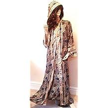 Cool Kaftans - Robe Marocaine Jilbab Kaftan Abaya Neuve e8224d7784a