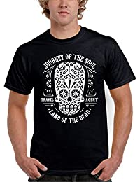 1010-Camiseta Travel Agent Catrina (Olipop)