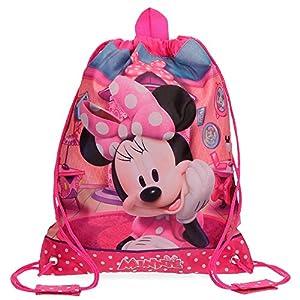 Disney 42922B1 Minnie Smile Mochila infantil, 33 cm, 9.8 litros, Rosa