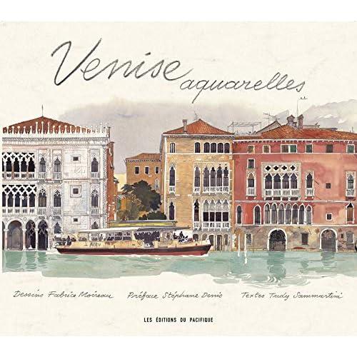 Venise Aquarelles