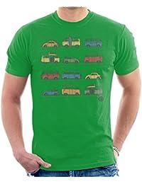 f90608fdd07 Official Volkswagen Vans and Beetles Men s T-Shirt